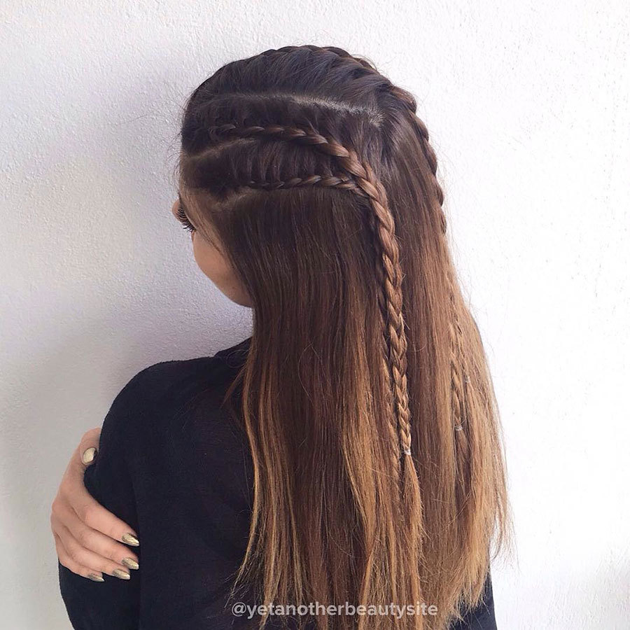 10 Gorgeous Hairstyles For Thin Hair - More