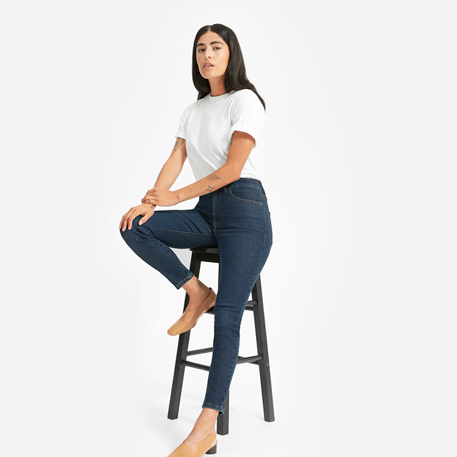 Everlane Authentic Stretch Jean