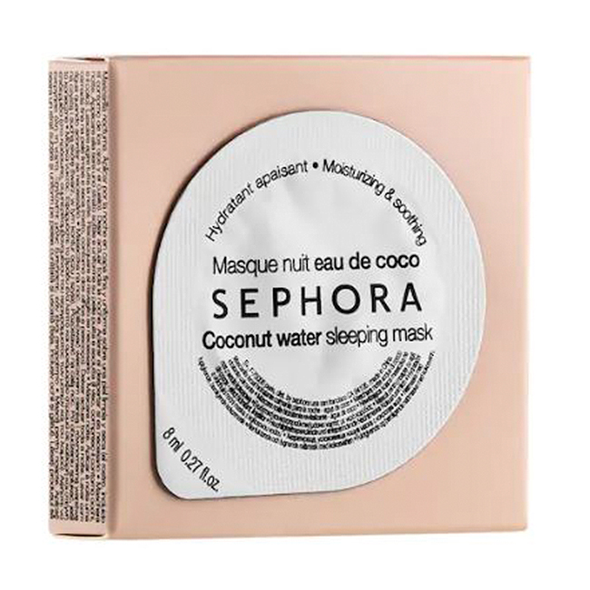 Best Face Mask For Dry Skin: Sephora Collection Sleeping Mask