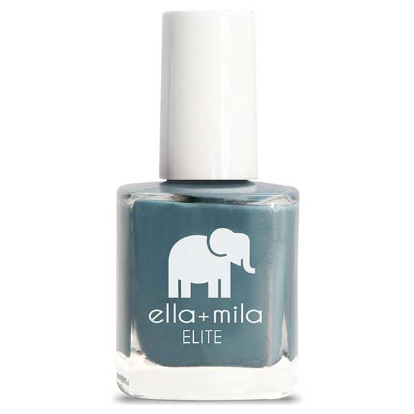 Best Fall Nail Colors: Smoky Teal