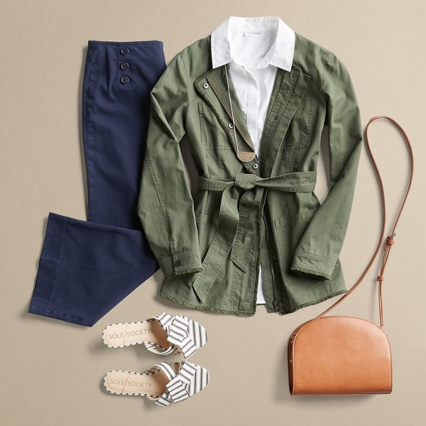 clothing from fashion subscription box stitch fix