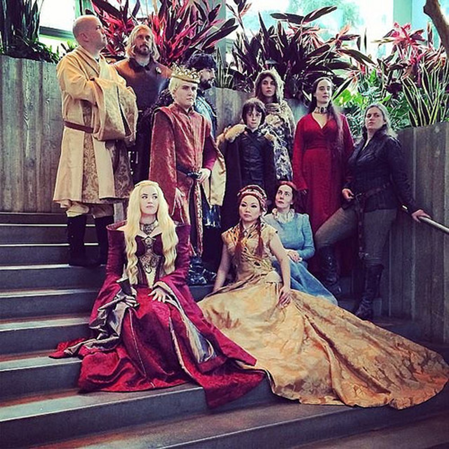 game of thrones group halloween costumes