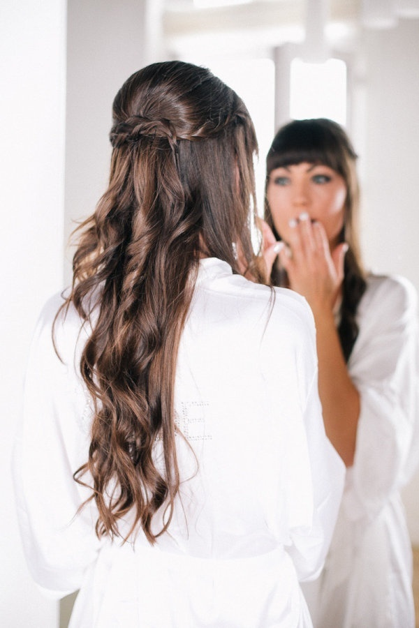 21 Wedding Hairstyles for Long Hair - More