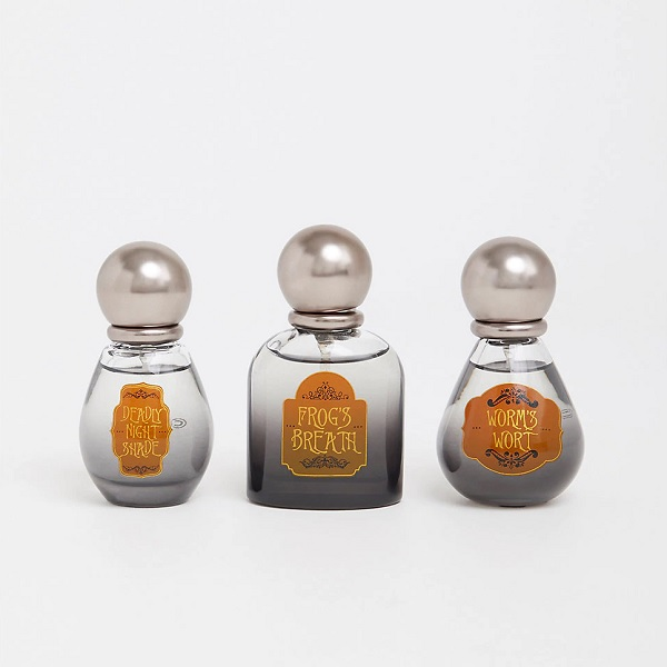 'The Nightmare Before Christmas' Sally's Potions Fragrances