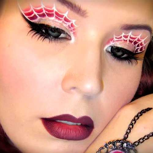11 Halloween Eye Makeup Looks to Try - More