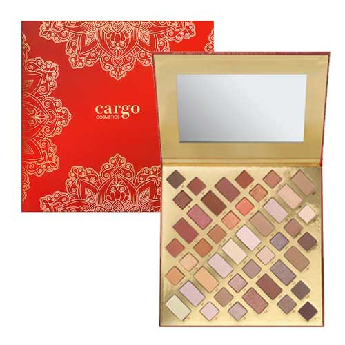 Cargo Cosmetics Namastay in India Blockbuster Palette
