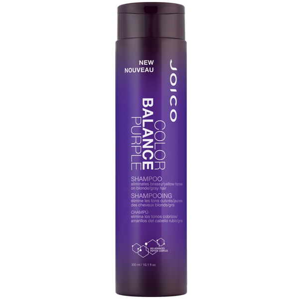 Purple Shampoo For Blondes Who Also Struggle With Frizz