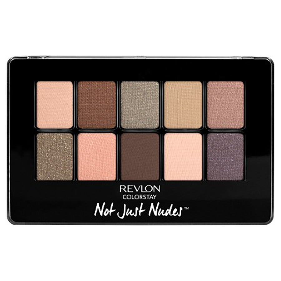 Save: Revlon ColorStay Not Just Nudes Eye Shadow Palette