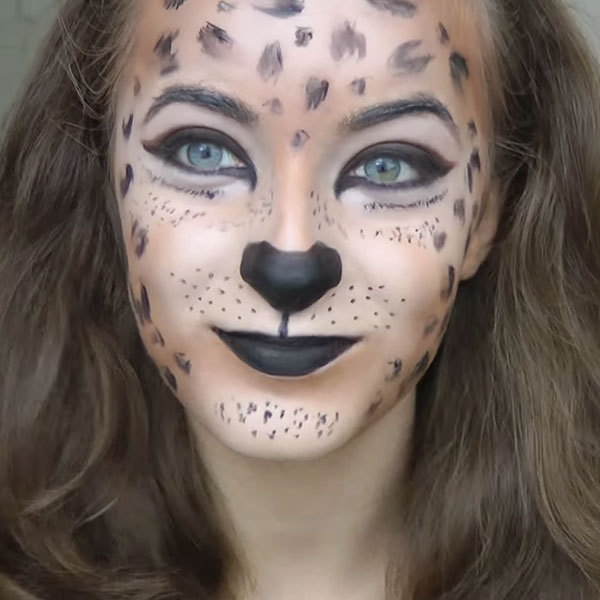easy cat makeup