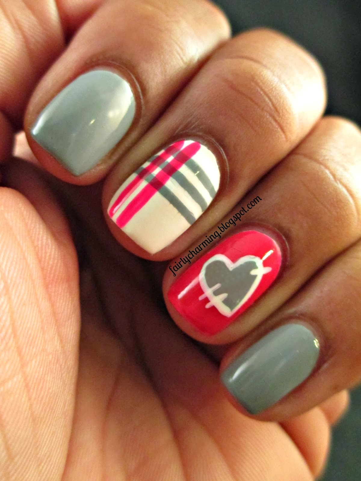 28 Valentine\'s Day Nails We\'d Love to Wear All February - More