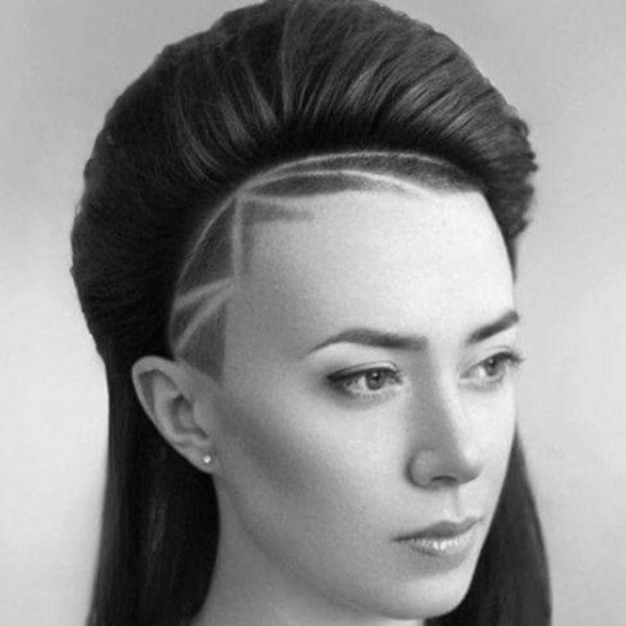 19 Undercut Designs That Are Sharp Af More