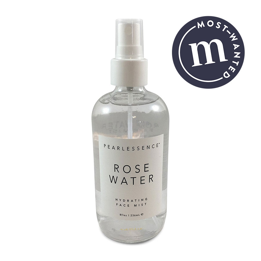 Pearlessence Rose Water Hydrating Mist