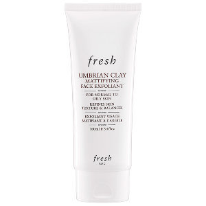 Umbrian Clay Mattifying Face Exfoliant