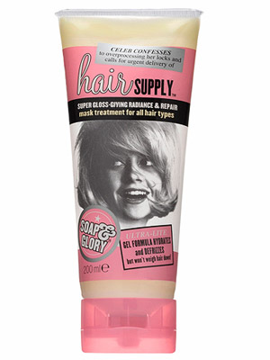 Soap & Glory Hair Supply Mask Treatment