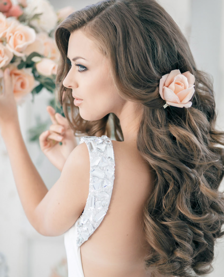 21 Wedding Hairstyles For Long Hair More