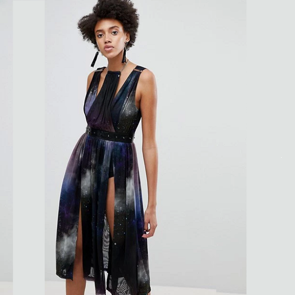 This dress is on trend in a galaxy far, far away…