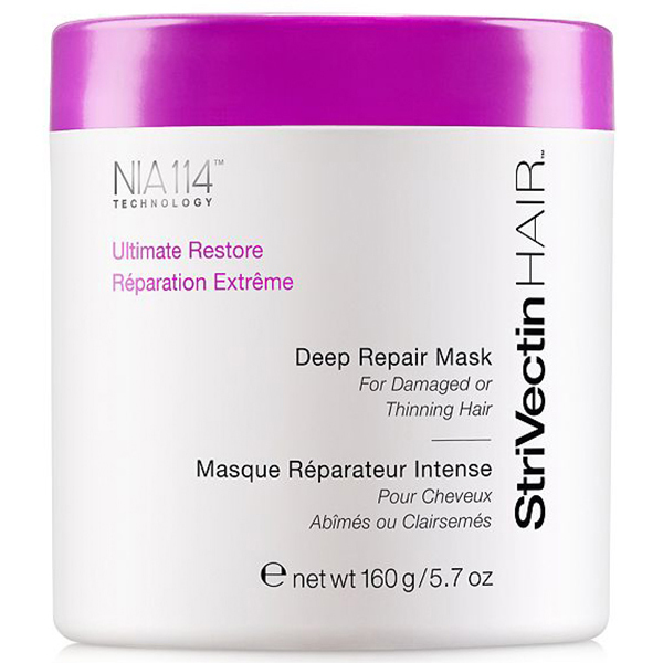 Best Hair Mask for Fine Hair: StriVectin Ultimate Restore Deep Repair Mask