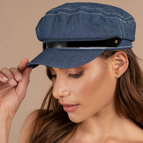 cab and newsboy style sun hats for women