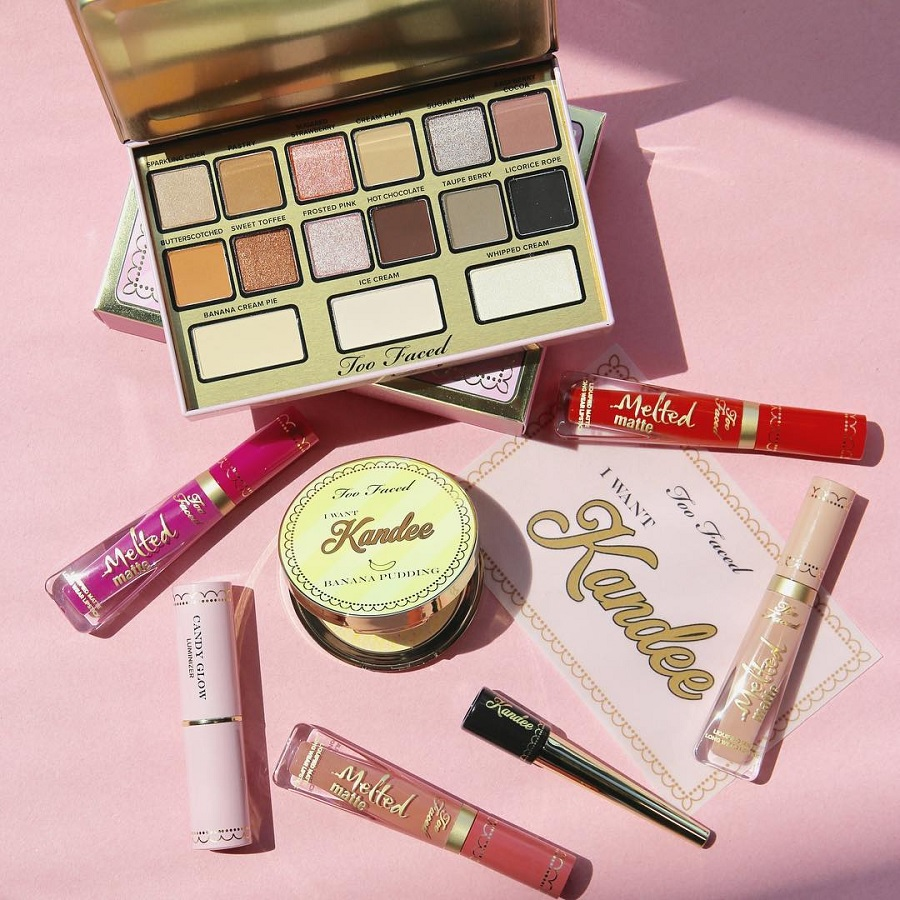 too faced kandee