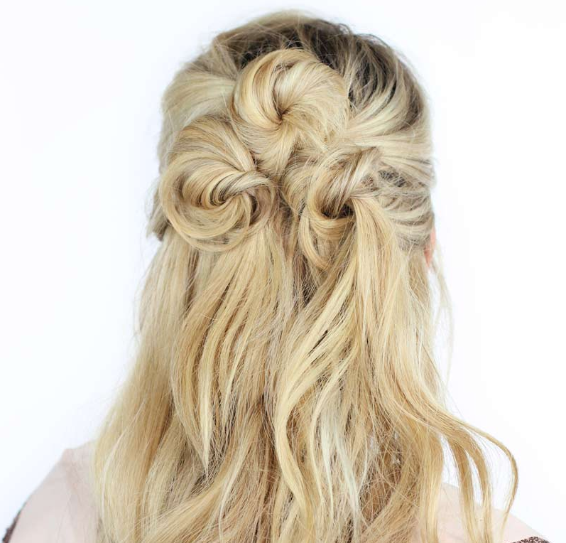 Easy Half Up Half Down Hairstyles To Rock For Any Occasion More