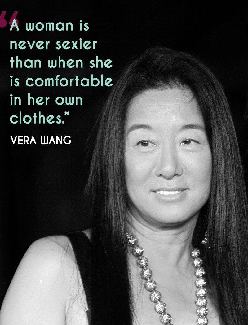 Words Of Wisdom Fashion Quotes From Famous Trendsetters More
