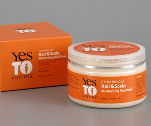 Yes to Carrots Hair & Scalp Moisturizing Mud Mask
