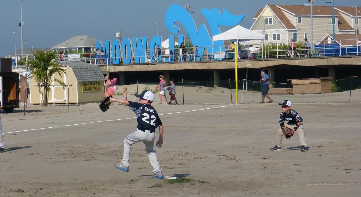 Beach Baseball1