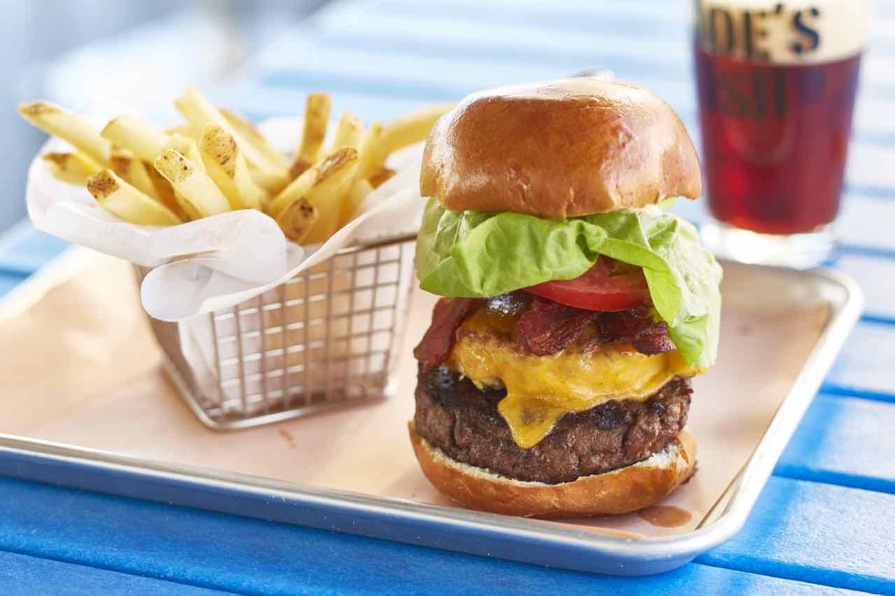 Wild Burger