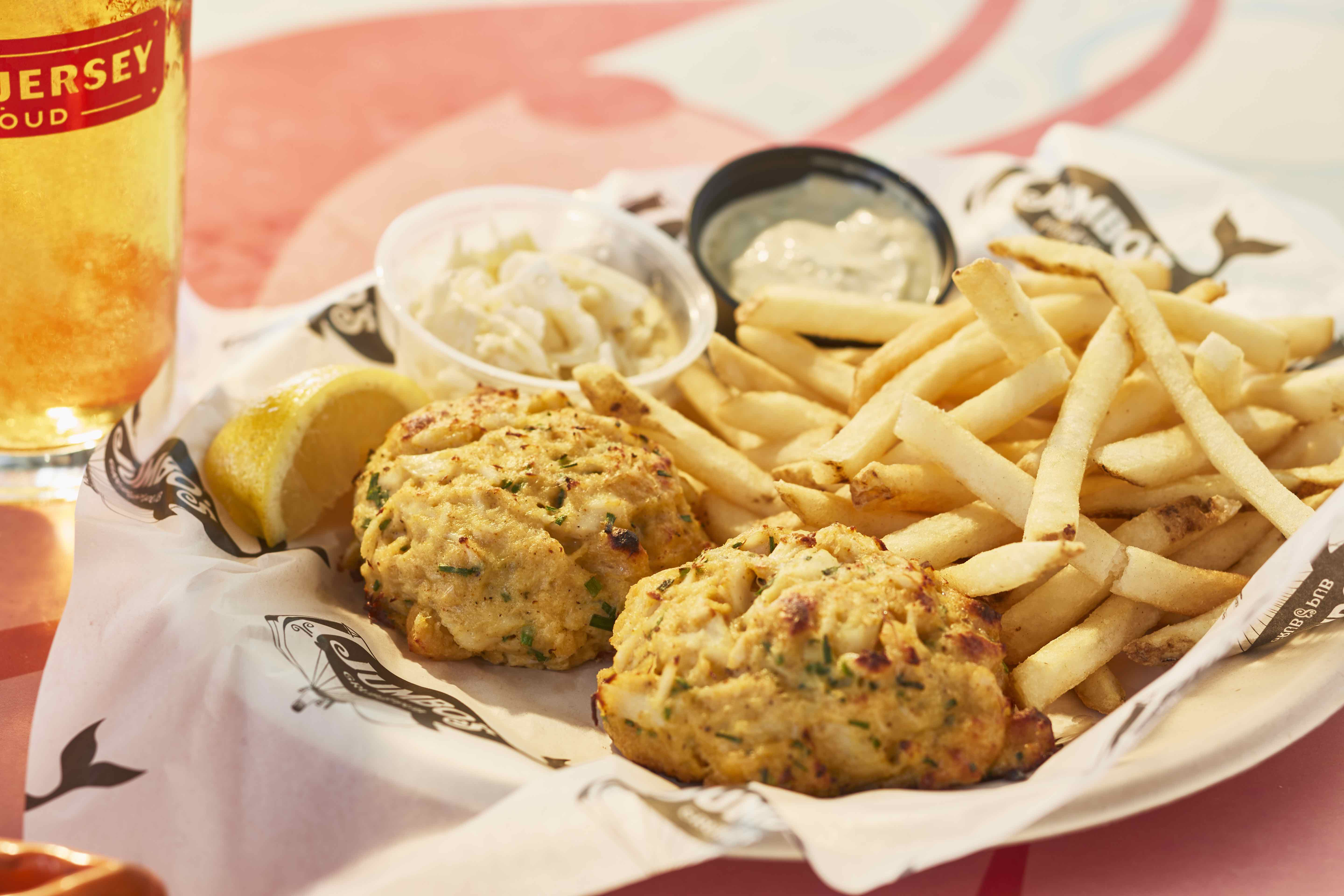 Twin Maryland Crabcakes
