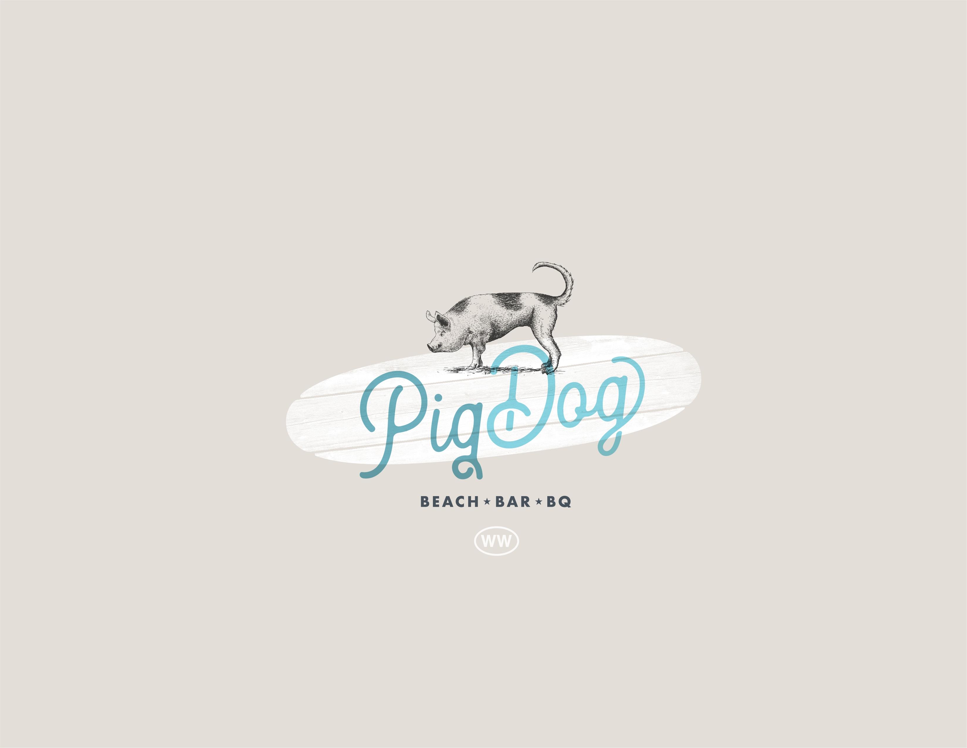 Pig Dog Logo