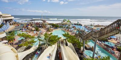 Ocean Oasis Aerial Water Park