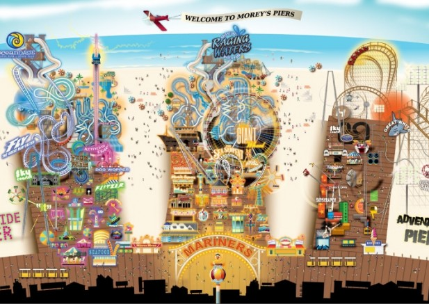 Homepage | Morey's Piers