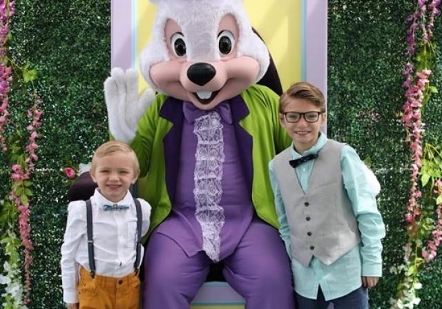 Moreys Easter Celebration