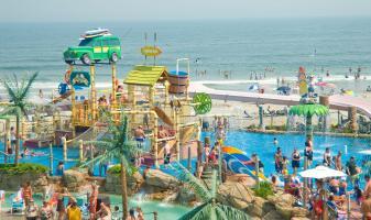 Ocean oasis water park beach club morey 39 s piers - Pan am pool public swimming hours ...