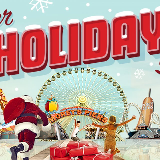 Holiday Sale Header Image