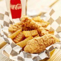 Fritzs Chicken Tenders Fries