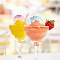 Frozen Daiquiri Mango Strawberry