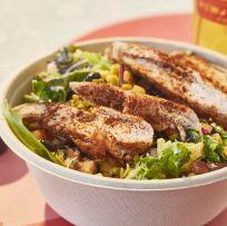 Grilled Southwest Chicken Salad