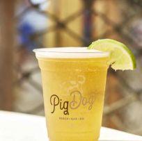 Pig Dog Draft Beer