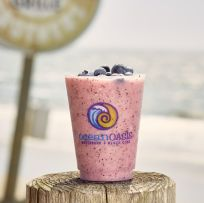 Blueberry Pina Colada