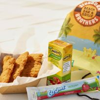 Kids Meal Chicken Tenders