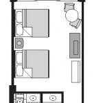 Pr  Deluxe  Hotel  Room  Fp