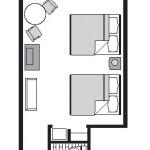 Pan  Am  Room  Type  D