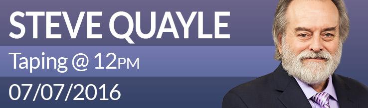 Steve Quayle 12:00 pm Jul 7, 2016
