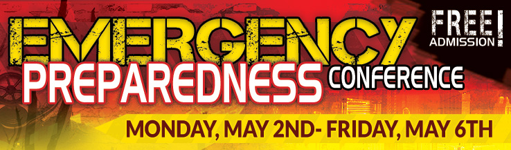 Emergency Preparedness Conference Emergency Preparedness Conference at Morningside May 2 - 69:00 am May 2-6, 2016