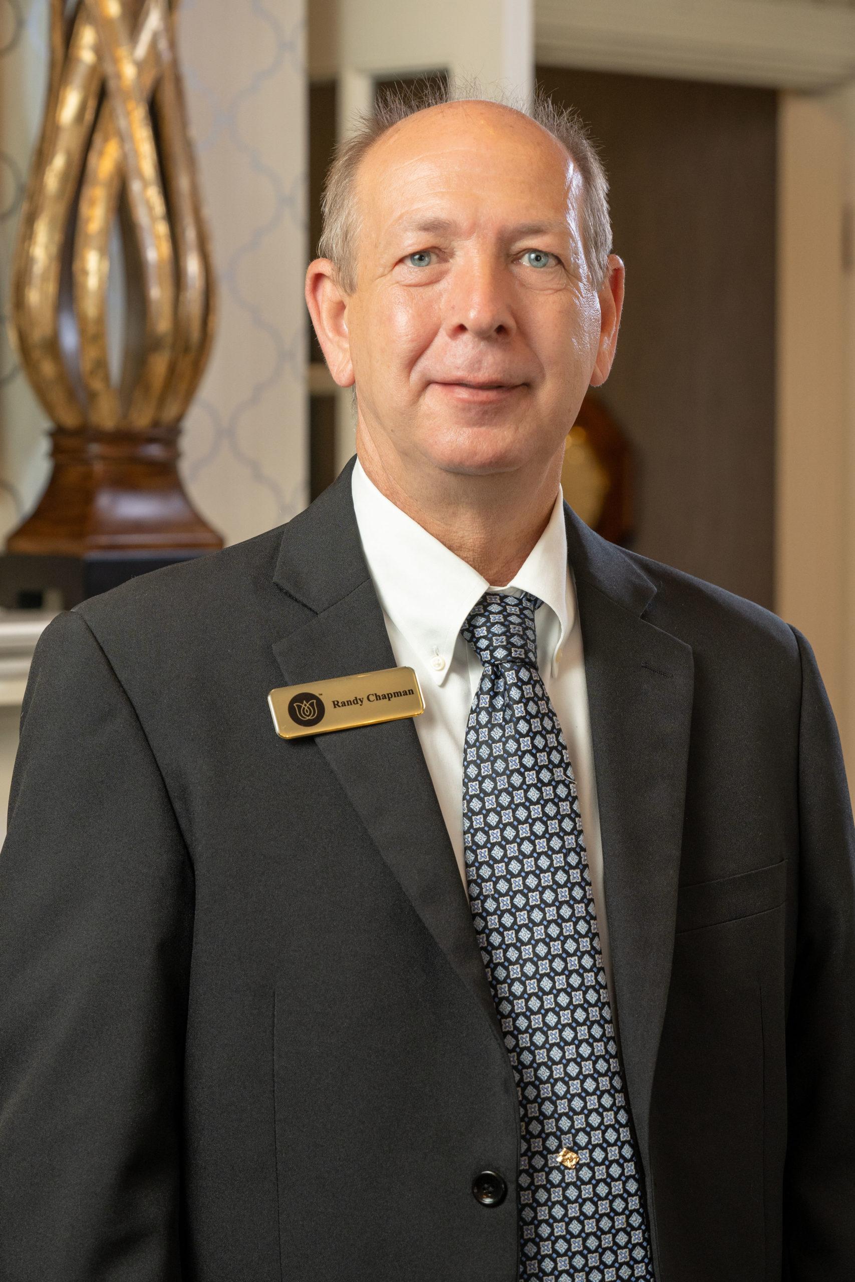 Randy Chapman : Apprentice Funeral Director