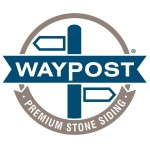 Way Post Stone Siding