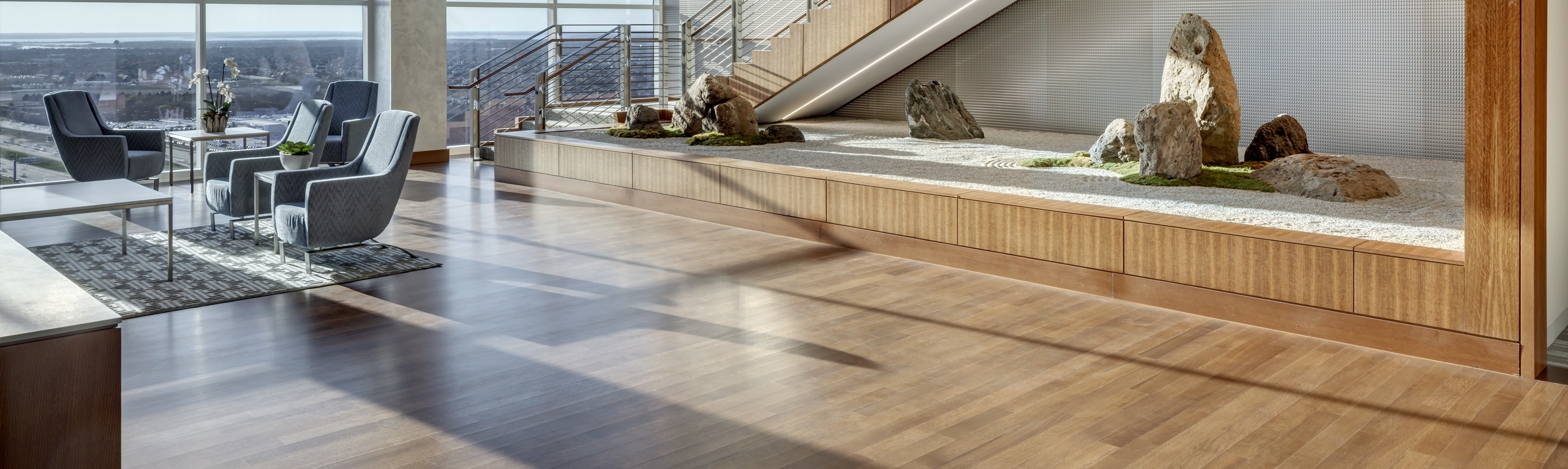 Ntt Data Woodwright Hardwood Floor Company