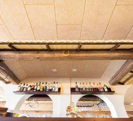 acoustical surfaces Restaurant Envirocoustic