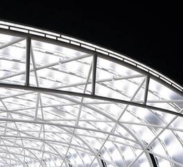 Acuity brands Hartsfield-Jackson Atlanta International Airport Domestic Terminal commercial lighting